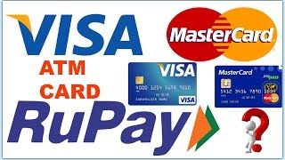 What is Rupay Card | Visa Card and MasterCard | Explain