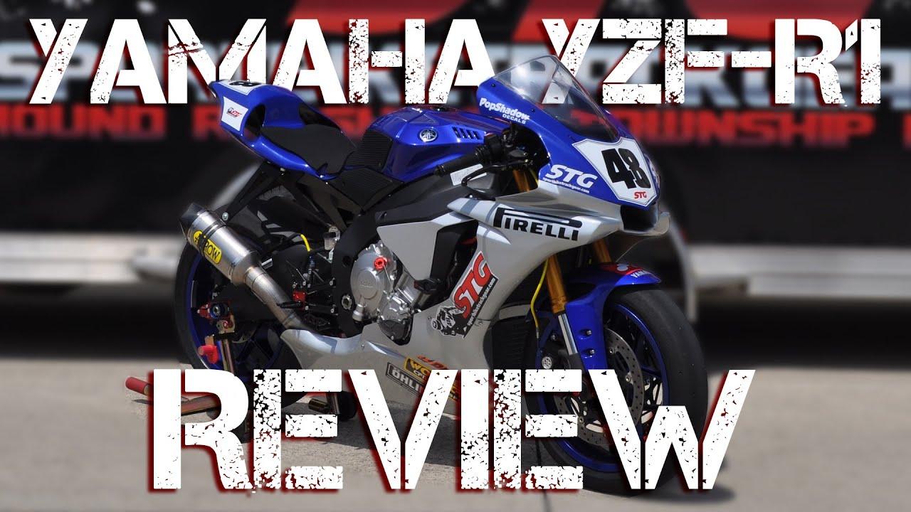 2015 Yamaha Yzf R1 Review From Sportbiketrackgear Com Doovi