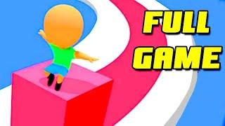 Cube Surfer Full Game Walkthrough (50 Levels)