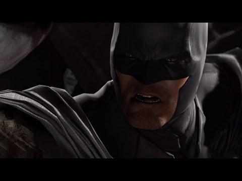 Batman: Arkham Origins - Walkthrough Part 4 - Find The Penguin Part 1