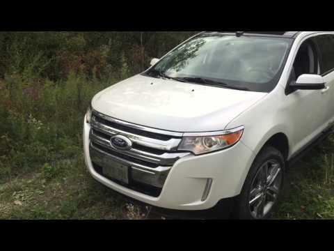 Grand Cherokee Vs Ford Edge