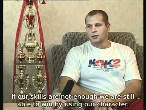 Fedor Emelianenko (documentary 1/?)