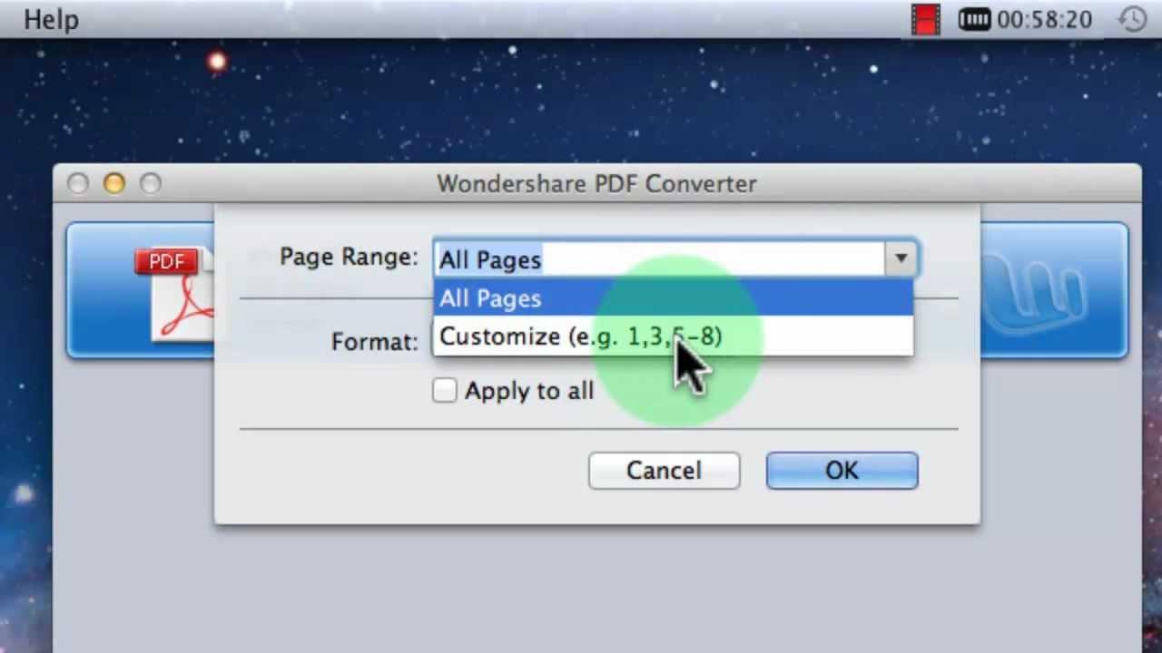 Pdf to powerpoint mac convert