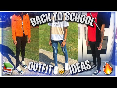 BACK TO SCHOOL OUTFIT IDEAS 2019-20 🤯🔥   TEEN LOOKBOOK!