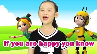 If you are happy and you know it clap your hand🌸Skids Nhạc Thiếu Nhi Bảo Ngọc Remix Vui Nhộn