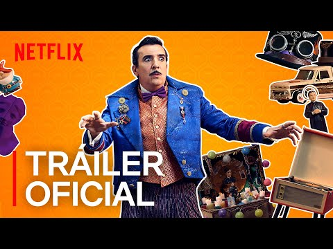 Chichipatos   Tráiler Oficial   Netflix