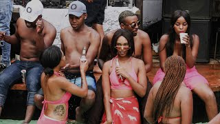 THACKZINDJ Ft KWAITO_BUSY WEEKEND (Official Music Video)