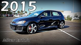 2015 Volkswagen Golf GTI SE w Performance Package