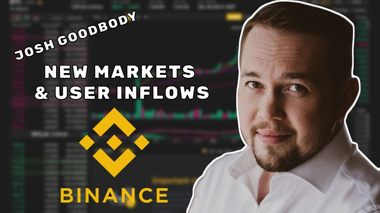 """Cryptocurrency Trading Inflows - """"We're Building a Journey"""" Binance 