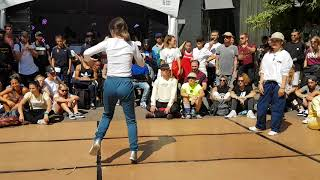 IBE 2018 - Preselection B-Girl Battle 006