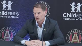 Frank de Boer | Introductory Press Conference
