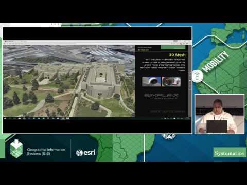 GIS Conference - 3D WEB GIS