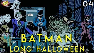 Batman The Long Halloween - 04    The End    DC Comics in Hindi    #ComicVerse
