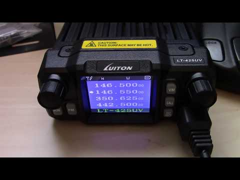 Quad band ham radio w/220mhz  2m/1.25m/70cm 25 watt