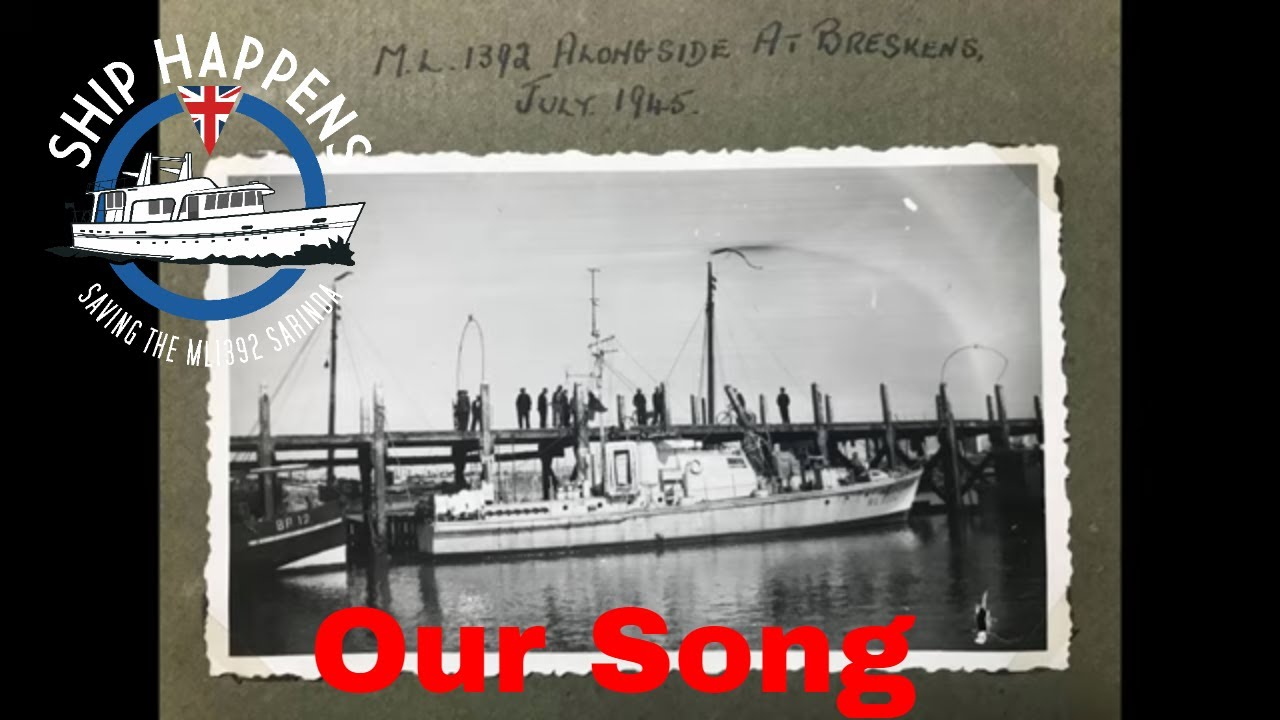 Drift Away With Us, Sarinda's Song By Carl Harper - Ship Happens