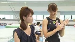 あま~い甘い?「体操の謎」に迫る!【neo sports】」 テレビ東京アナウ...