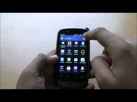 Motorola Fire XT (XT530) Review