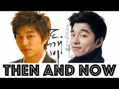 """Goblin"" Korean Drama Actors Then and Now - YouTube"