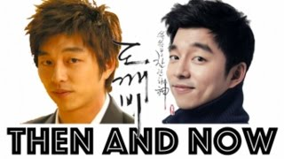 "Video ""Goblin"" Korean Drama Actors Then and Now download MP3, 3GP, MP4, WEBM, AVI, FLV April 2018"