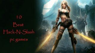 Top 10 Hack & Slash PC Games
