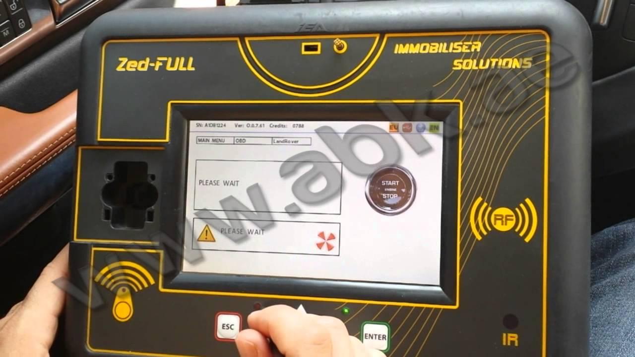 Quot Www Abkeys Com Quot Land Rover Sport 2011 Smart Key