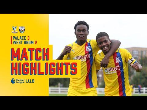 HIGHLIGHTS U18 |  Palace 3-2 West Brom