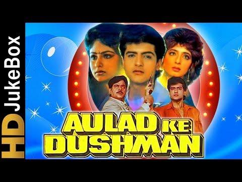 Aulad Ke Dushman (1993)   Full Video Songs Jukebox   Arman Kohli, Ayesh Jhulka, Sharughan Sinha