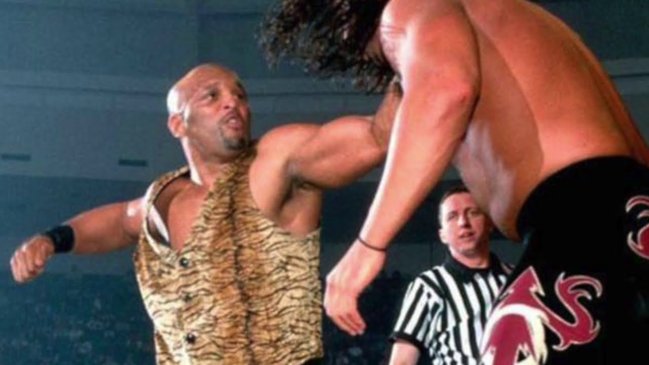 Disco Inferno on: Ernest Miller's behind the scenes antics in WCW