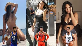 Top 20 NBA Players Hottest Wives and Girlfriend (WAGs) 2021