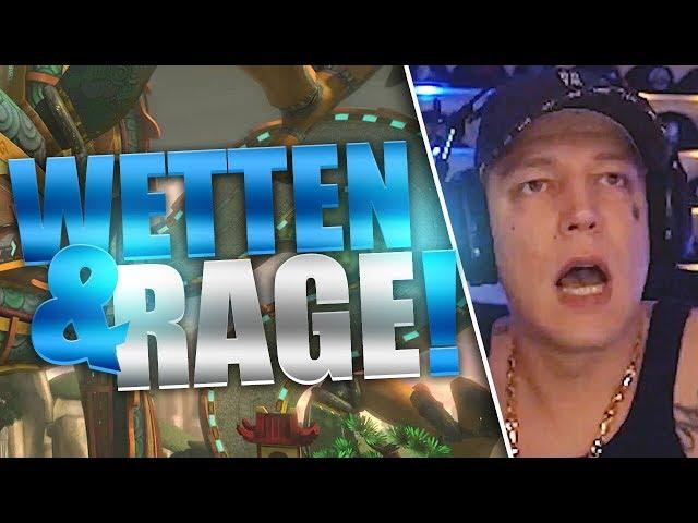 Wetten & Rage | Mario Kart 8 | SpontanaBlack