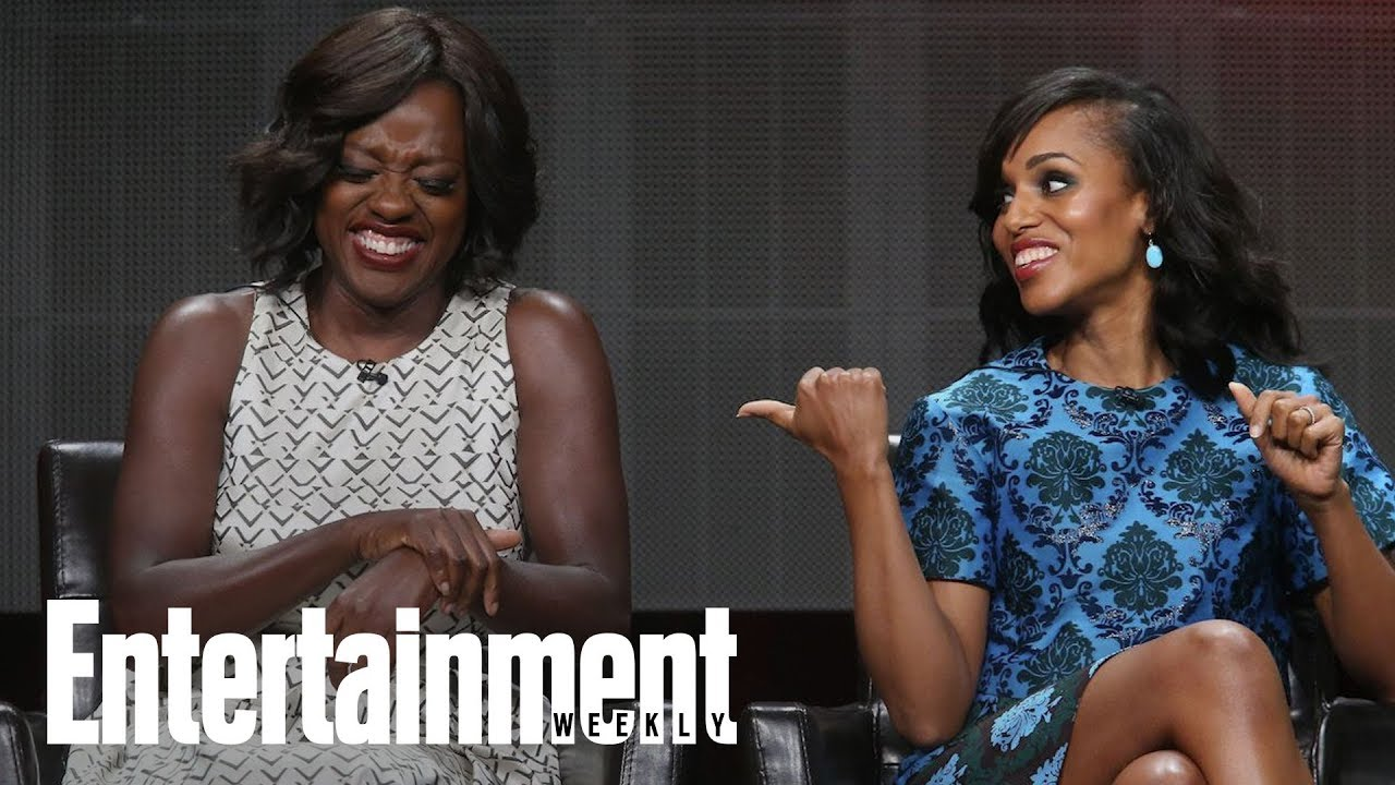 68e20e8d5865 'Scandal', 'How To Get Away With Murder' Crossover First Look | News Flash  | Entertainment Weekly