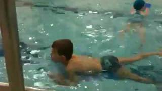 видео Плавательный лагерь на открытой воде - Сочи