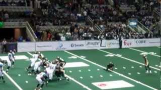 GDE Episode 14: AFL Football - Arizona Rattlers vs San Jose Sabercats 3/10/12