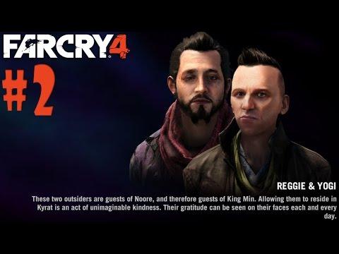 Far Cry 4 - Yogi & Reggie - Mission 2 - The Protector's Arrival (PC HD) [1080p]