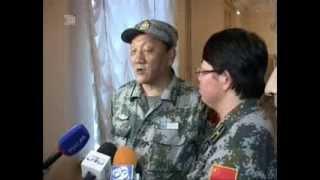 Китайские танкисты сразили челябинцев русской