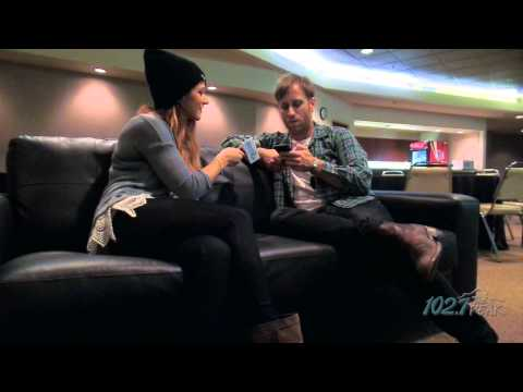 The Black Keys - Interview with Dan Auerbach in Vancouver