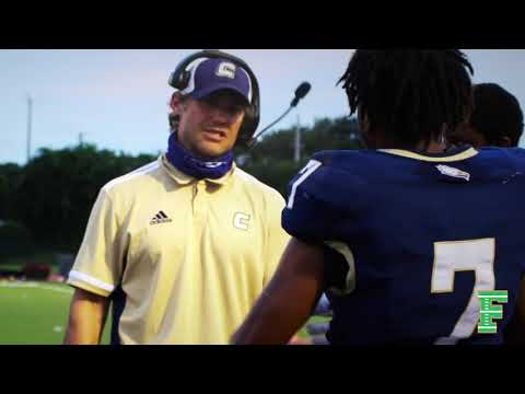 Calvary Christian vs Cardinal Newman - REPLAY FILM #FootballFilmFanatics