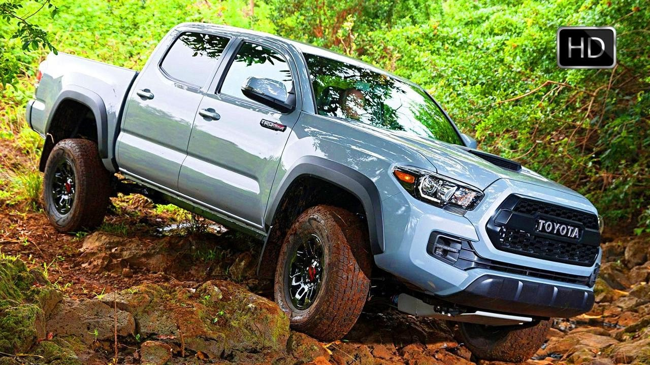 2017 toyota tacoma trd pro truck extreme off road test drive hd 2017 toyota tacoma trd pro truck extreme off road test drive hd voltagebd Choice Image