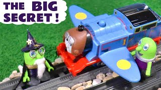 Funny Funlings Magic Secret Fun Toy Story with Thomas The Train