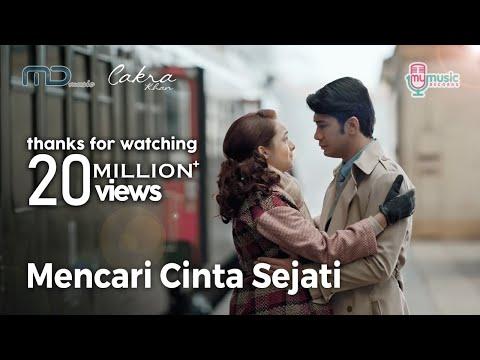 Cakra Khan - Mencari Cinta Sejati (Official Music Video) Ost. Rudy Habibie