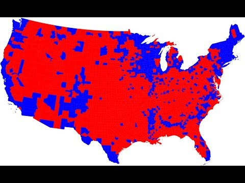 How Should Dems Run Campaigns In Deep Red States Vs Blue States?
