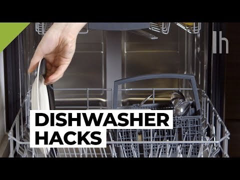 Our Favorite Dishwasher Hacks