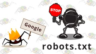 How to create a Robot.txt 2018 | what is a Robots.txt | Robots exclusion standard - Part 8