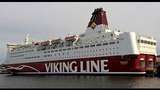 Uudistunut VikingLine M/S Mariella
