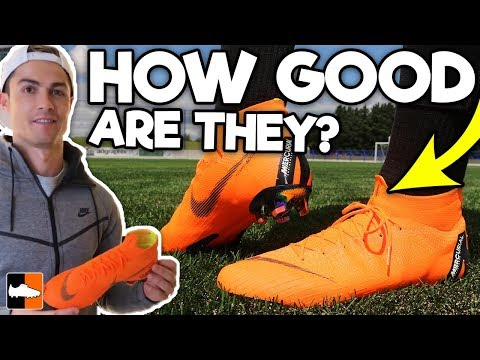 Are Ronaldo's New Boots Any Good? CR7's Superfly 6 Tested