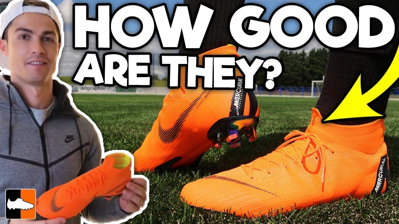 half off 6caec 25c29 Are Ronaldo's New Boots Any Good? CR7's Superfly 6 Tested