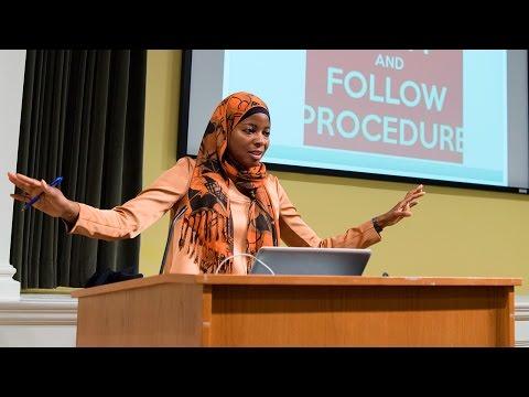 Intisar A. Rabb | Qāḍī Justice || Radcliffe Institute