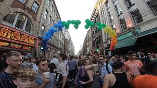 UK: London. Pride Afternoon Tea