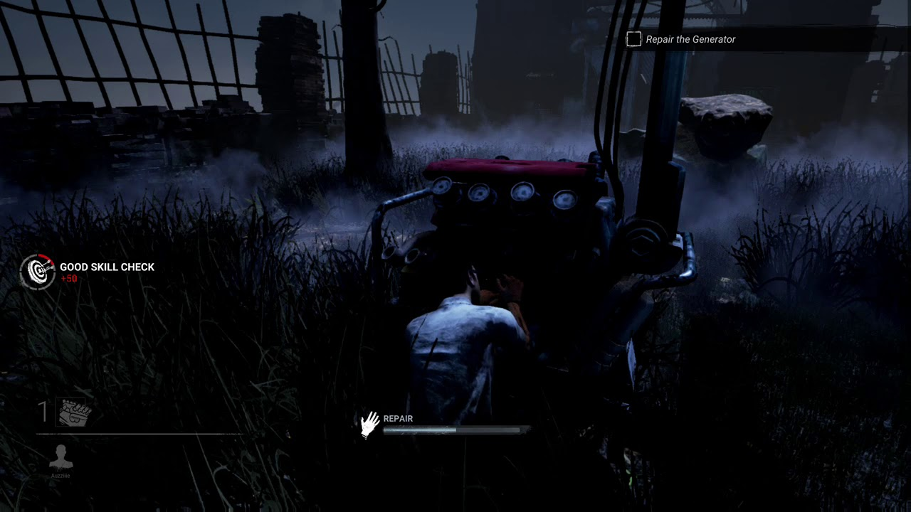 Dead By Daylight: Fixing Generator/Skill Check
