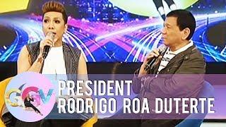 Mayor Duterte, di naniniwala na may forever sa pag-ibig